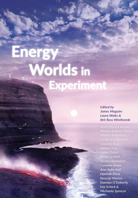 Energy Worlds in Experiment